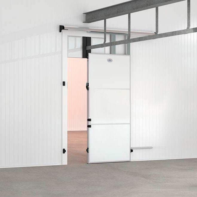Portafolio archivo mth srl for Riel para puerta corrediza